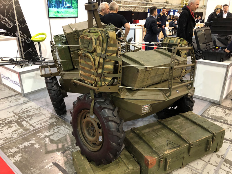 International Specialized Exhibition ARMS AND SECURITY '2018